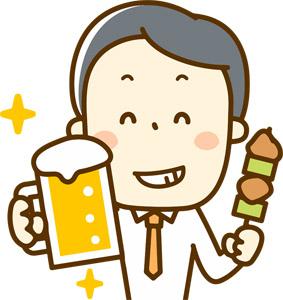 イラスト_お酒