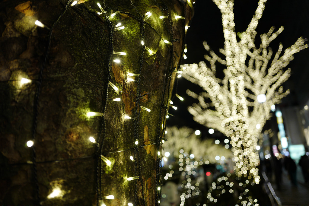 横浜の素敵な夜に受ける出張マッサージは最高です。