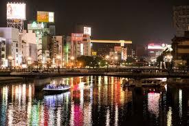 福岡夜の街