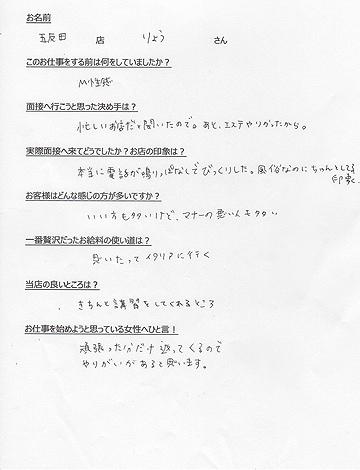 五反田回春りょうさん
