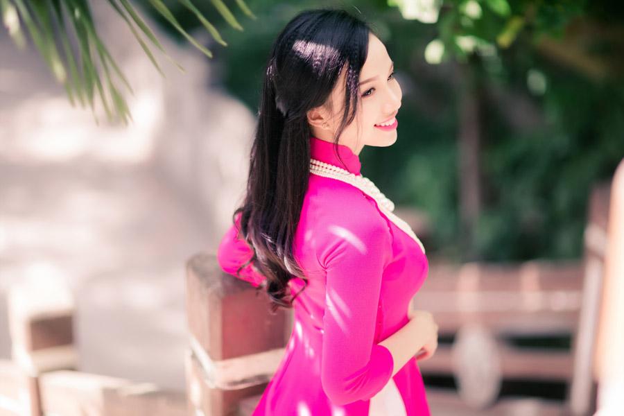 和服を着た美女