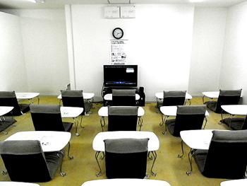 ごほうびSPA京都店 待機場所1