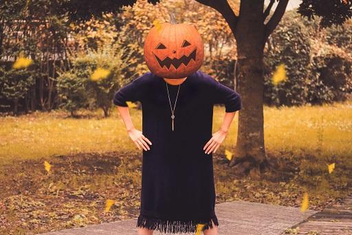 かぼちゃ女子
